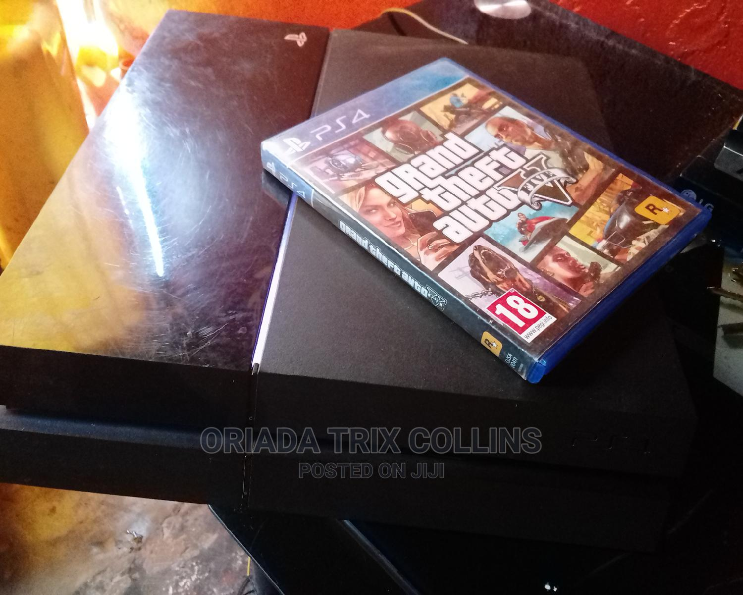 Ps4 UK Used | Video Game Consoles for sale in Mukono, Central Region, Uganda