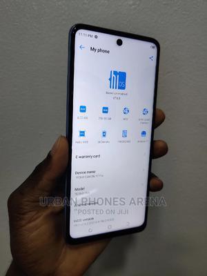 Tecno Camon 17 128 GB Blue   Mobile Phones for sale in Central Region, Kampala