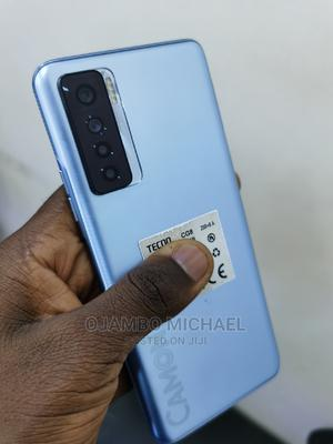 Tecno Camon 17P 128 GB Silver | Mobile Phones for sale in Central Region, Kampala