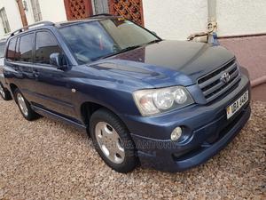Toyota Kluger 2004 Blue | Cars for sale in Central Region, Kampala