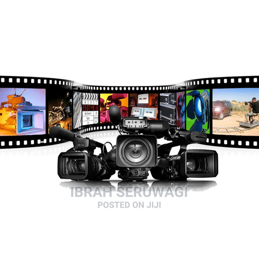 We Create Marketing or Promotion Videos