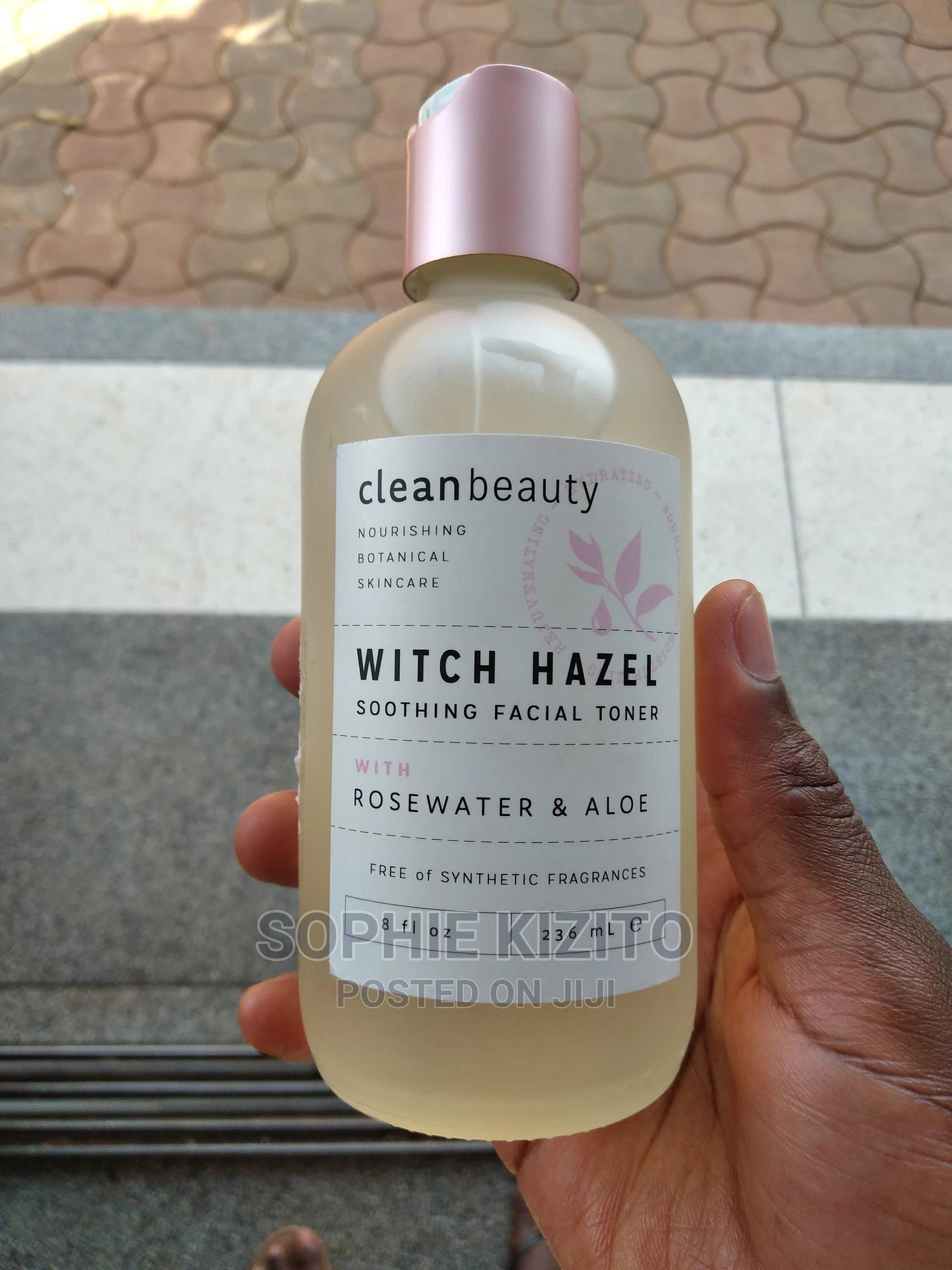 Clean Beauty Rose Water