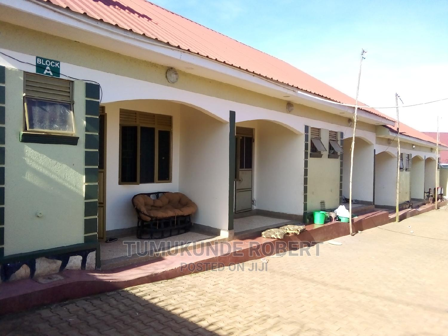New Kireka Double Houses for Rent 1t