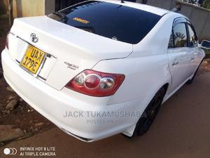 Toyota Mark X 2007 White   Cars for sale in Central Region, Kampala