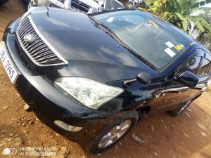 Toyota Harrier 2006 Black   Cars for sale in Central Region, Kampala