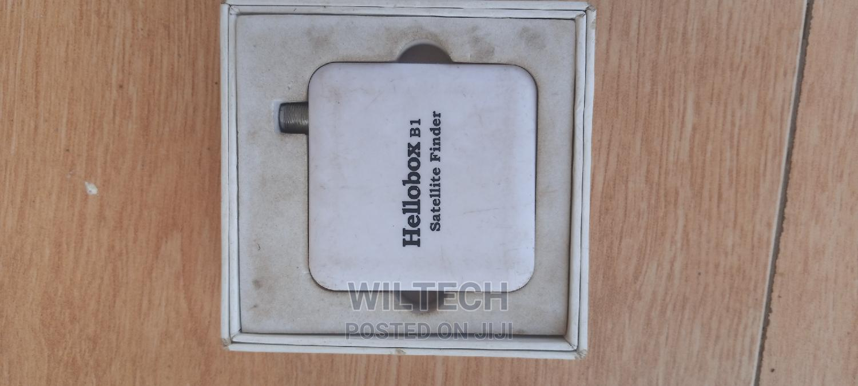 Hellobox Satellite Finder | Networking Products for sale in Kabalore, Western Region, Uganda