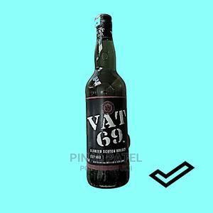 Vat 69 Whisky 750ml | Meals & Drinks for sale in Central Region, Kampala