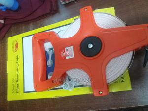 Fiber Tape Measure 50meters / 165ft | Measuring & Layout Tools for sale in Central Region, Kampala