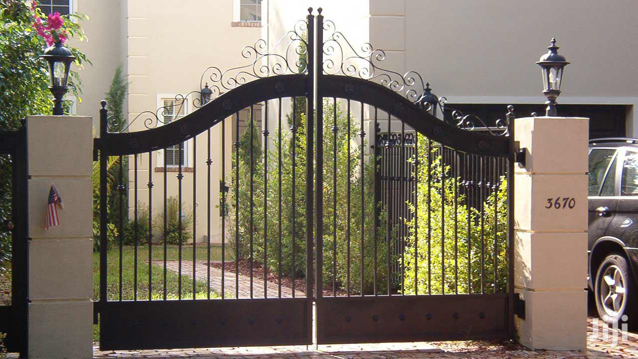 High Quality Wrought Iron Gates | Doors for sale in Kampala, Central Region, Uganda