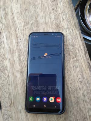 New Samsung Galaxy S8 Plus 64 GB Black   Mobile Phones for sale in Central Region, Kampala