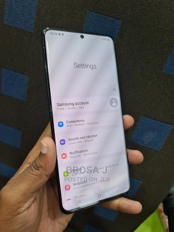 Samsung Galaxy S20 Ultra 128 GB Black | Mobile Phones for sale in Kampala, Central Region, Uganda