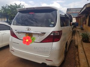 Toyota Alphard 2008 White | Cars for sale in Central Region, Kampala