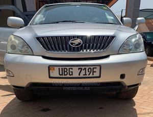 Toyota Harrier 2009 Gray   Cars for sale in Central Region, Kampala