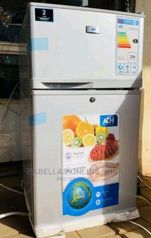 ADH 98L Double Door Fridge With Warranty | Kitchen Appliances for sale in Central Region, Kampala