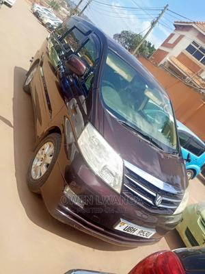 Toyota Alphard 2008 Red | Cars for sale in Central Region, Kampala