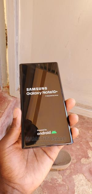 Samsung Galaxy Note 10 Plus 256 GB Black   Mobile Phones for sale in Central Region, Kampala