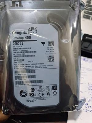 Seagate Sata 2tb Hard Drives   Computer Hardware for sale in Central Region, Kampala