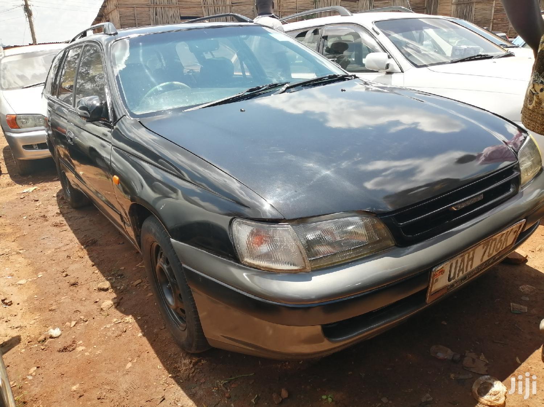 New Toyota Caldina 1995 Black | Cars for sale in Kampala, Central Region, Uganda