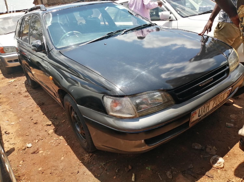 New Toyota Caldina 1995 Black