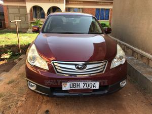 Subaru Outback 2010 Red   Cars for sale in Central Region, Kampala