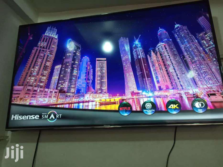 Brand New Boxed Hisense 60inches Smart UHD 4k TV