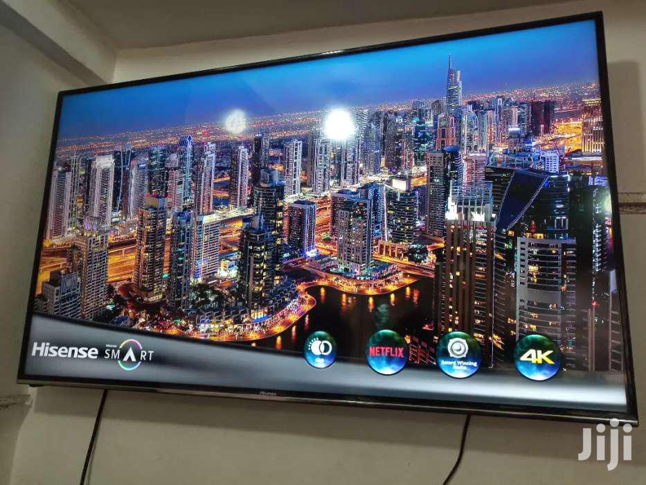 Brand New Boxed Hisense 60inches Smart UHD 4k TV   TV & DVD Equipment for sale in Kampala, Central Region, Uganda