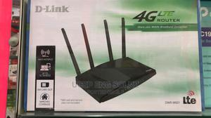 D Link 4g Router Simcard Enabled   Networking Products for sale in Central Region, Kampala