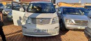 Toyota Alphard 2002 White   Cars for sale in Central Region, Kampala