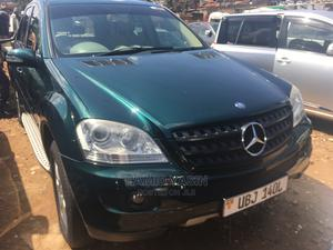 Mercedes-Benz M Class 2007 Green | Cars for sale in Central Region, Kampala