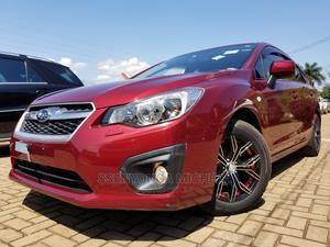 Subaru Impreza 2013 Red   Cars for sale in Central Region, Kampala