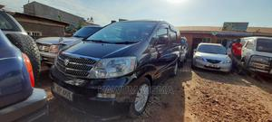 Toyota Alphard 2002 Black | Cars for sale in Central Region, Kampala