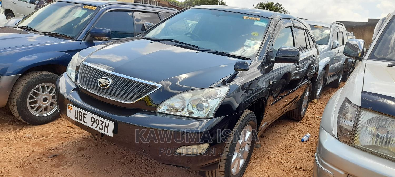 Toyota Harrier 2004 Black | Cars for sale in Kampala, Central Region, Uganda