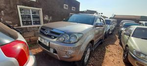 Toyota Fortuner 2004 Gold   Cars for sale in Central Region, Kampala