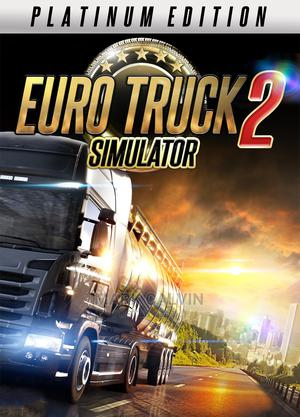 Euro Truck Simulator 2   Video Games for sale in Central Region, Kampala