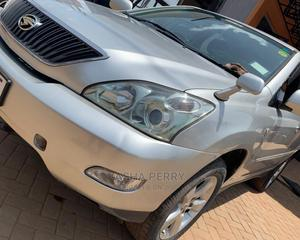 Toyota Harrier 2006 2.4 Gray | Cars for sale in Central Region, Kampala