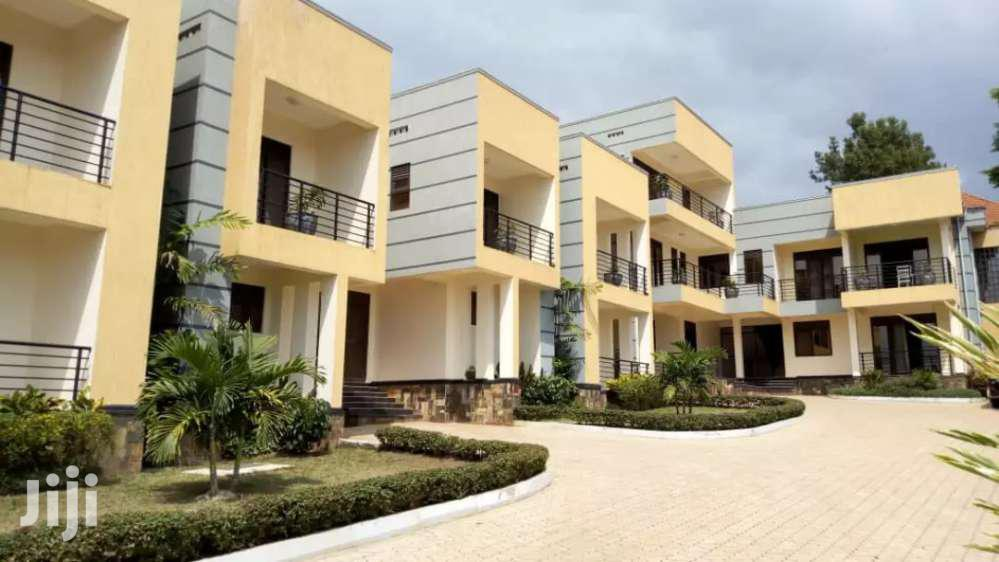 4bedroom Townhouse For Rent In Munyonyo