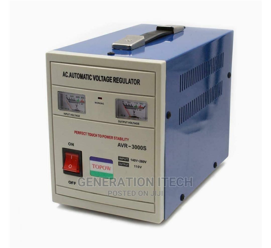 Airstar Stabilizer 3000 Watts Automatic Voltage Regulator
