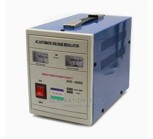 Airstar Stabilizer 3000 Watts Automatic Voltage Regulator | Electrical Equipment for sale in Central Region, Kampala