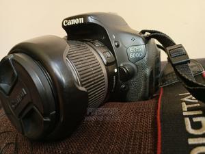 Canon EOS 600D 18.0mp Digital Slr Camera | Photo & Video Cameras for sale in Central Region, Kampala