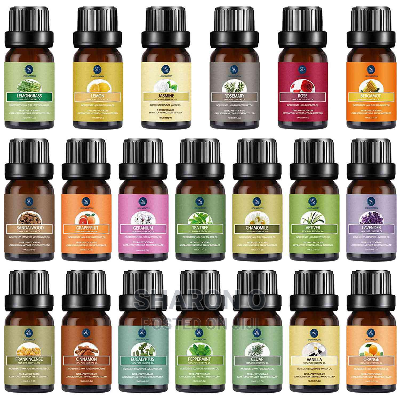 100% Pure Organic and Natural Essential Oils | Bath & Body for sale in Kampala, Central Region, Uganda