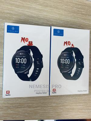 New Haylou Smart Solar Watch | Smart Watches & Trackers for sale in Central Region, Kampala