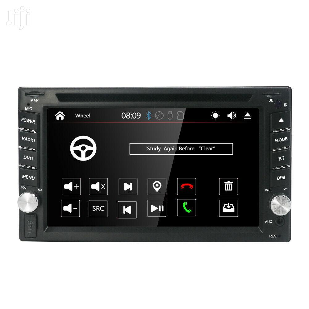 New DVD Player With Double Knobs And Bluetooth