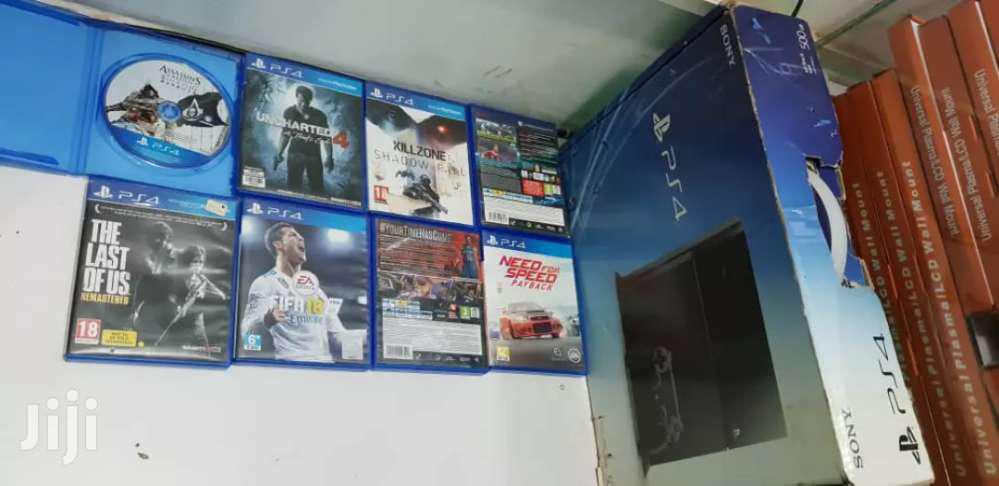 Brand New Play Station 4 Slim Chipped