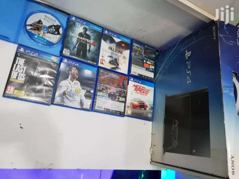 Brand New Play Station 4 Slim Chipped | Video Game Consoles for sale in Kampala, Central Region, Uganda