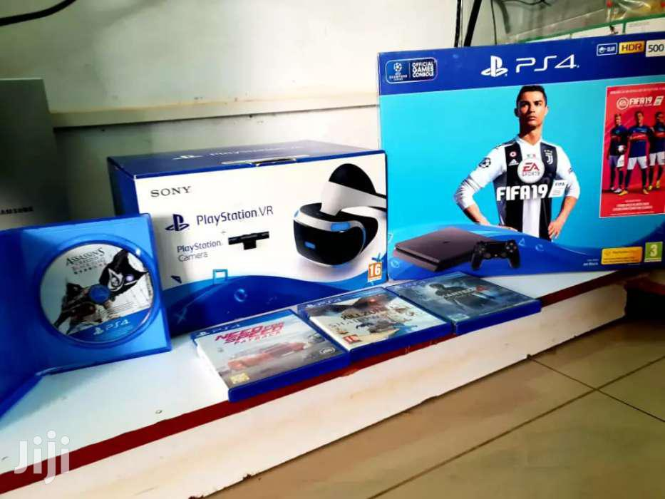Brand New Playstation 4 Console Full Set | Video Game Consoles for sale in Kampala, Central Region, Uganda