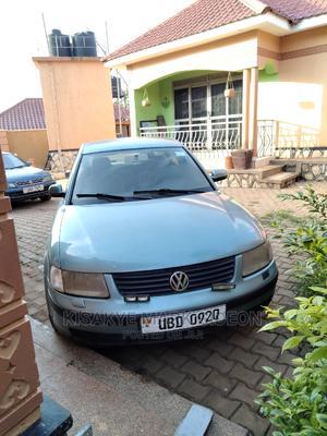 Volkswagen Passat 1999 Green   Cars for sale in Central Region, Mukono