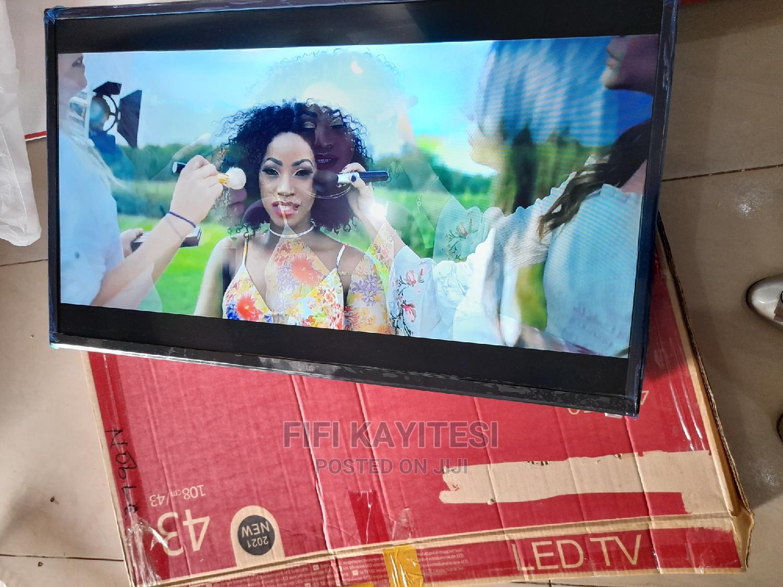 43 Inches Led LG Frat Screen Digital TV
