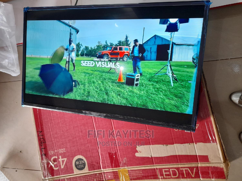 43 Inches Led LG Frat Screen Digital TV   TV & DVD Equipment for sale in Kampala, Central Region, Uganda