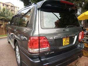 Toyota Land Cruiser 2006 Gray   Cars for sale in Central Region, Kampala