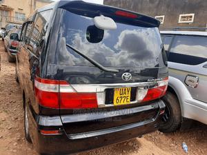 Toyota Alphard 2004 Black | Cars for sale in Central Region, Kampala
